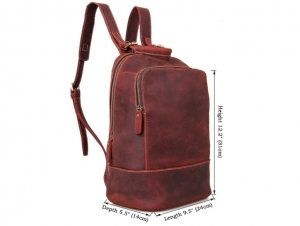 disney leather backpack