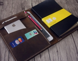 moleskine ipad case