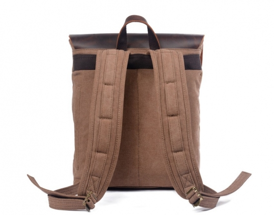 canvas handbag backpack