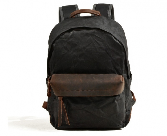 vintage canvas backpack uk