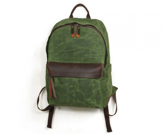 inexpensive canvas backpacks