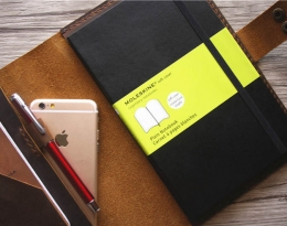 moleskine soft cover