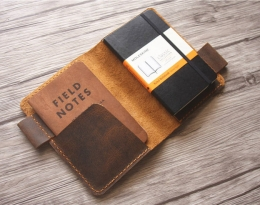 moleskine soft cover notebook