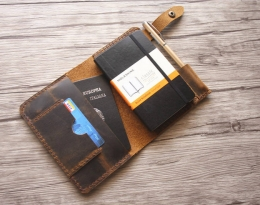 moleskine pocket cover