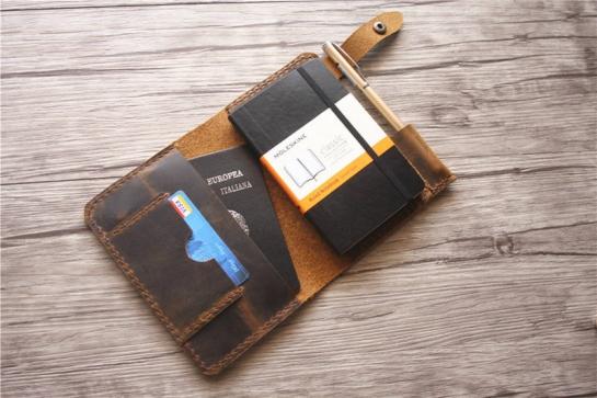 moleskine pocket cover