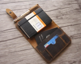 pocket moleskine cover