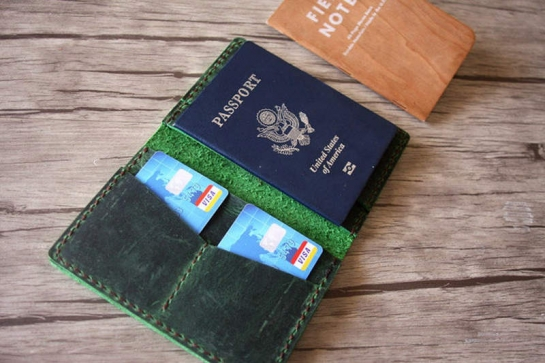 etsy passport cover