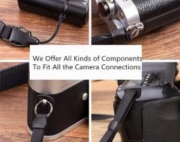 paracord camera wrist strap