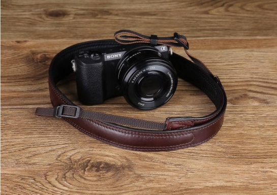 camera strap for hiking