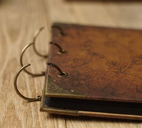 hallmark baby memory book