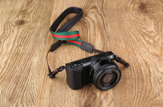 best leather camera strap