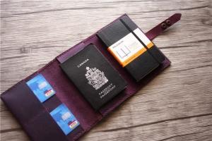 kate spade passport holder sale