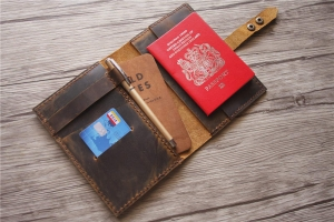 field notes leather cover template