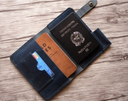 cute passport holder