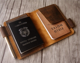 ted baker passport holder