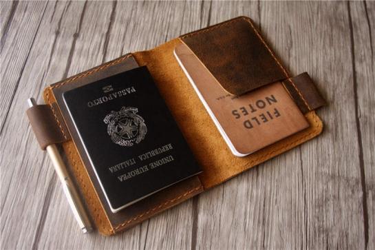 ted baker passport holder