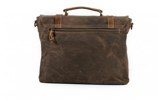 womens leather canvas bag