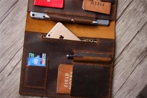 custom brown laptop case 14 inch